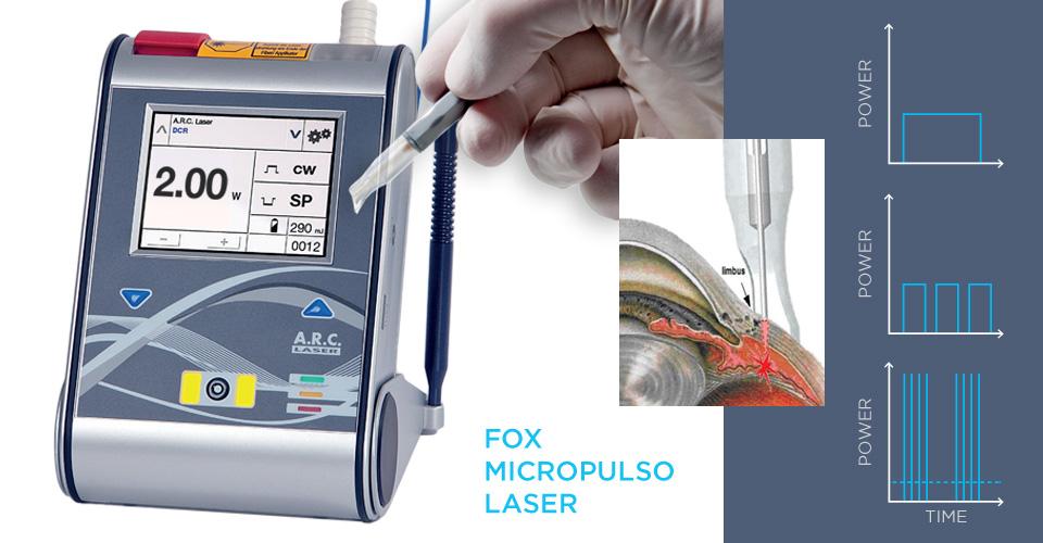 Fox Micropulso Laser