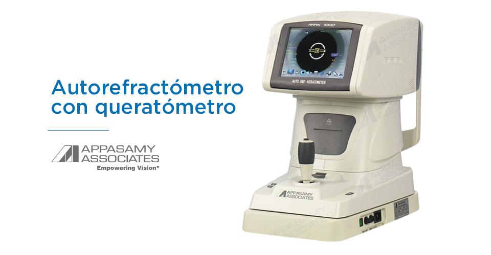 autorefractometro