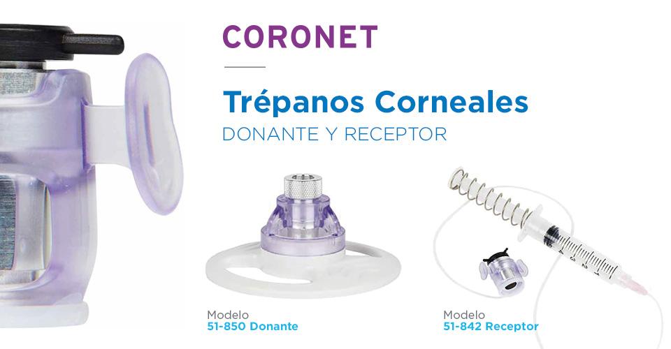 TrepanosCorneales